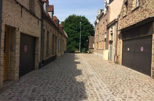 Réaménagement des espaces publics du centre-ville Saint Omer 02
