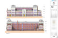 JM02 MA-GEO BIM Lille Geometre plan élévation patrimoine architecture